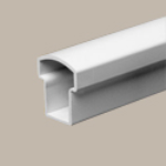 Fypon LLC - Qr Top Rail for Colonial Spindle 141IN Wht