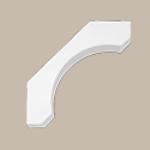 Fypon LLC - Bracket 13-1/2X13-1/2X3-1/2 Smooth
