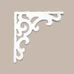 Fypon LLC - Bracket 19-1/2X20X1-1/8 Smooth