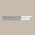 Fypon LLC - Dentil Block 1-3/4X7-1/2X12 Smooth