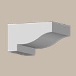 Fypon LLC - Dentil Block 4X6X7-1/8 Smooth
