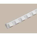 Fypon LLC - Moulding Dentil 5/8X1-1/4X96 Smooth