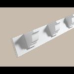 Fypon LLC - Moulding Dentil 6-1/2X7-1/2X96 Smooth