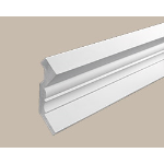 Fypon LLC - Moulding Dentil 8-11/16X11-5/16X144 Smooth