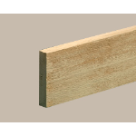 Fypon LLC - Flat Trim 1-1/2X5-1/2X144 Wood Grain
