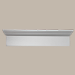 Fypon LLC - Narrow Crosshead 84X9X3 Smooth