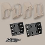 Fypon LLC - Bracket Kit Stair Tan