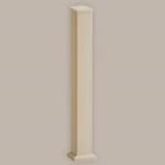 Fypon LLC - Qr Ultrapost Kit - Concrete 4X4X38 Tan