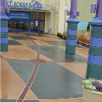 Solomon Colors, Inc. - Dry Integral Colors for Concrete