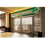 Overhead Door Corporation - Side-Folding Full Enclosure Security Grilles