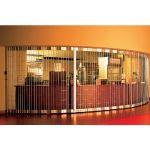 Overhead Door Corporation - Side-Folding Open Air Grilles 681