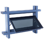 Tubelite Inc. - 3700 Series Windows - Concealed