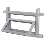 Tubelite Inc. - 3700 Series Windows - Hopper