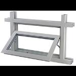 Tubelite Inc. - 3700 Series Windows - Hopper