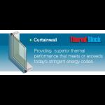 Tubelite Inc. - 300ES Curtainwall