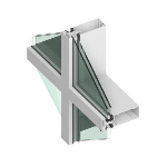 Tubelite Inc. - 400 Screw Spline Curtainwall