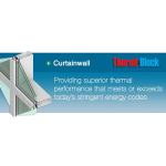 Tubelite Inc. - 400TU High Performance Thermal Curtain Wall