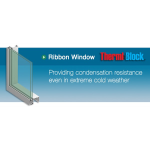 Tubelite Inc. - 900RW Thermal Ribbon Window
