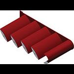 Tubelite Inc. - Maxblock® Sunshades: Airfoil