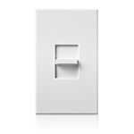 Lutron Electronics Co., Inc. - Preset Dimmer - Architectural Style - NTF‑103P