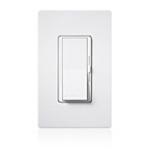 Lutron Electronics Co., Inc. - Preset Dimmer with Locator Light - Designer Style - DVSCLV‑600P‑