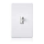 Lutron Electronics Co., Inc. - Ariadni®/Toggler® C•L - C•L Dimmers (CFL/LED) - TGCL‑153PH‑C