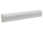 Lutron Electronics Co., Inc. - Stairwell Fluorescent Fixture - Stairwell Fixtures - FXSWXX14CP128U82SMXXWH