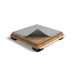 L'AIR International - Excelle IV Suspended Sprung Floor System for Studios