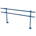 L'AIR International - Professional Ballet Barres - Floor & Wall Mounted Stanchions