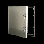 Karp Associates, Inc. - KHD - Hinge and CAM Latch Duct Door