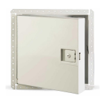 Karp Associates, Inc. - KRP-350FR - Fire Rated Access Door for Drywall Surfaces