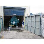 Walz & Krenzer, Inc. - Hinged Lipseal Flood Barriers - WK Model FG-LS