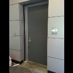 Walz & Krenzer, Inc. - AutoSeal Watertight Roller Curtain Door - WK Model WT-R