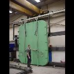 Walz & Krenzer, Inc. - Sliding Watertight Doors - WK Model WT-S