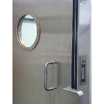 Walz & Krenzer, Inc. - Airtight Lab APR Doors – WK Model AT-BIO