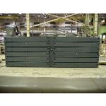 Walz & Krenzer, Inc. - Modular Removable Flood Barrier System - WK Model FB-QW