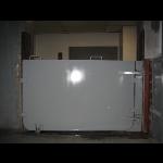 Walz & Krenzer, Inc. - Hinged Inflatable Gasket Flood Barriers – WK Model FG-I