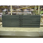 Walz & Krenzer, Inc. - Modular Removable Flood Barrier System – WK Model FB-QW