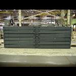 Walz & Krenzer, Inc. - Modular Removable Flood Barrier System – WK Model FB-QW