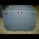 Walz & Krenzer, Inc. - Removable Inflatable Gasket Flood Barrier – WK Model FP-I