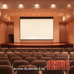 Draper, Inc. - Access XL/Series E Projection Screen