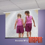 Draper, Inc. - Access/Series M Projection Screen