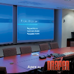 Draper, Inc. - Apex Manual Projection Screen