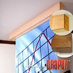 Draper, Inc. - Artisan/Series E Electric Projection Screen