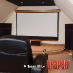 Draper, Inc. - Artisan/Series M Projection Screen