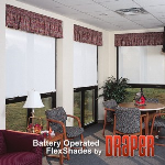 Draper, Inc. - Battery Powered FlexShade