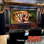 Draper, Inc. - Clarion Fixed Projection Screen