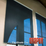 Draper, Inc. - FlexShade 2 Motorized Window Shade