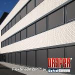 Draper, Inc. - FlexShade ZIP™ Shade System