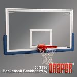 Draper, Inc. - Indoor Basketball Backboards